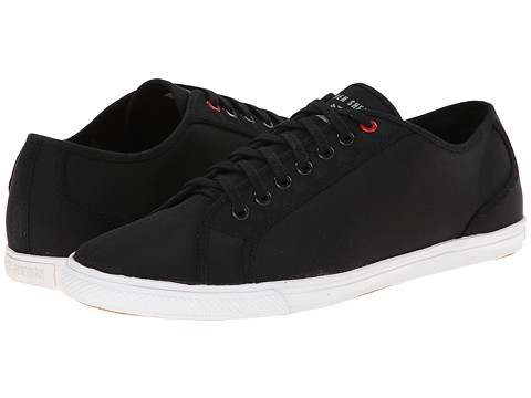 Ben Sherman - Asher Nylon (Black) Men's Lace up casual Shoes