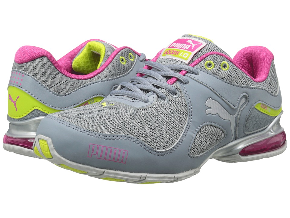 PUMA - Cell Riaze R (Tradewinds/Lime Punch/Beetroot Purple) Women's Shoes
