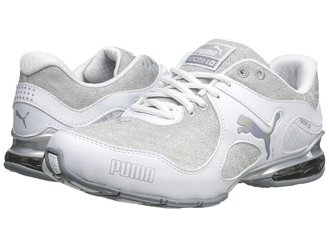 PUMA - Cell Riaze R (White/Tradewings) Women's Shoes
