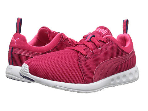 PUMA - Carson Runner (Virtual Pink/Fluo Pink) Women's Shoes