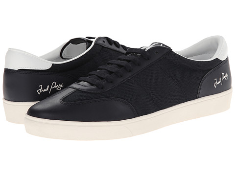 Fred Perry - Umpire Mesh/Leather (Navy) Men