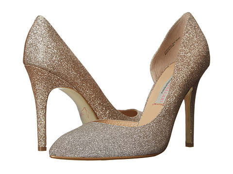Kristin Cavallari - Copertina D Orsay Pump (Light Gold) High Heels