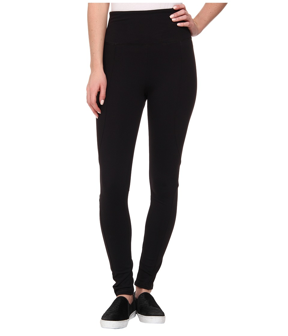 NYDJ - City/Sport Fit Solution Trainer Legging (Black) Women's Casual Pants