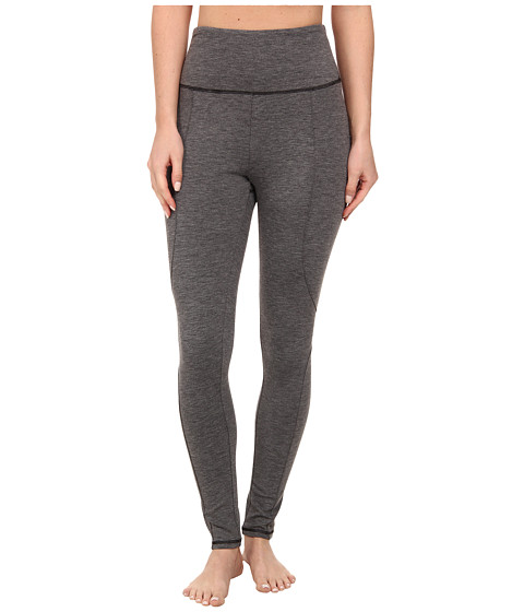 NYDJ - City/Sport Fit Solution Trainer Legging (Dark Heathered Grey) Women