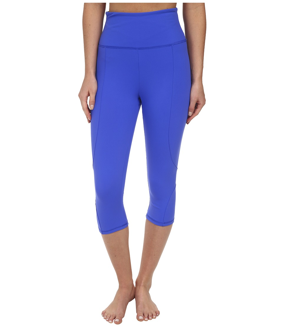 NYDJ - City/Sport Fit Solution Trainer Crop (Ultramarine) Women's Casual Pants