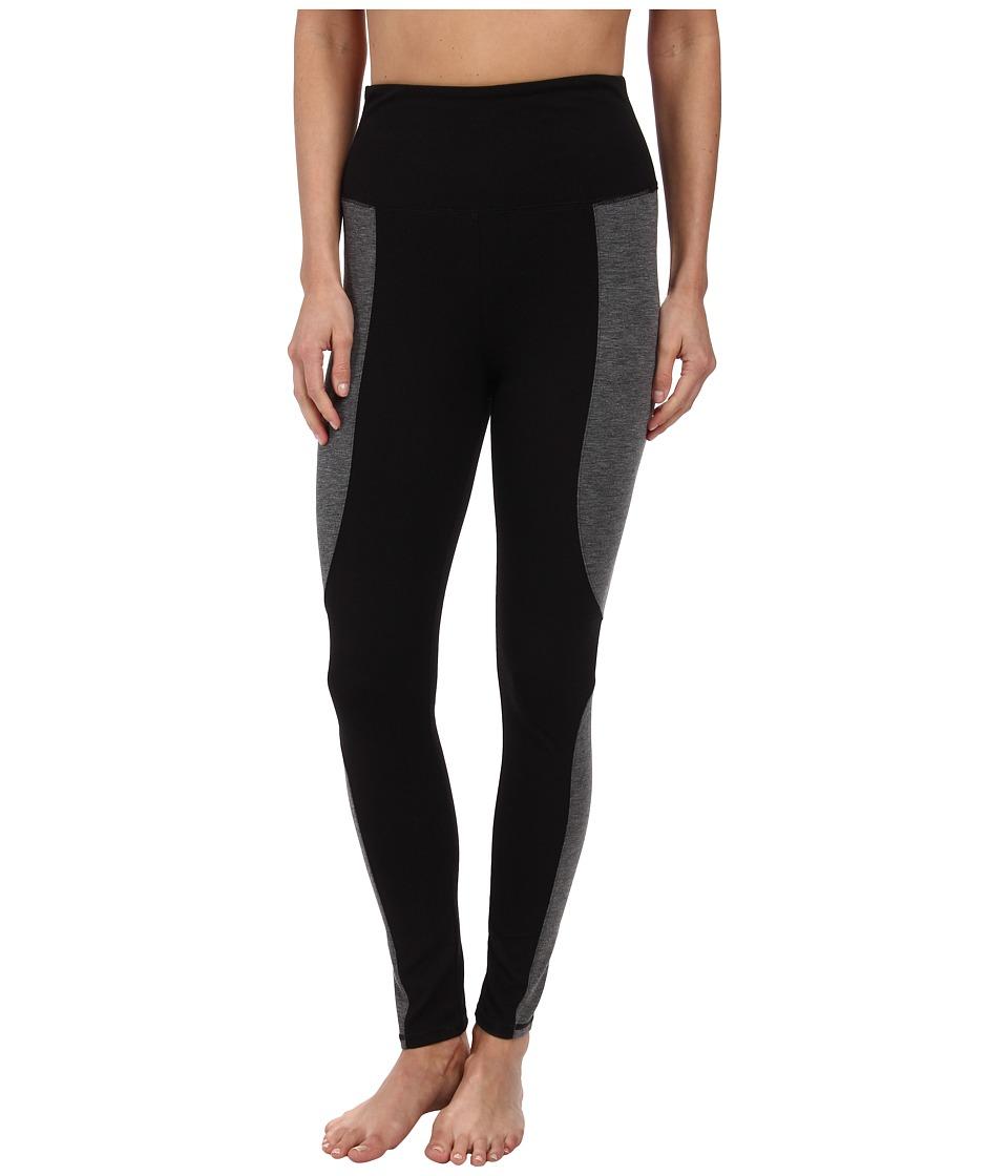 NYDJ - City/Sport Fit Solution Trainer Crop (Dark Heathered Grey) Women