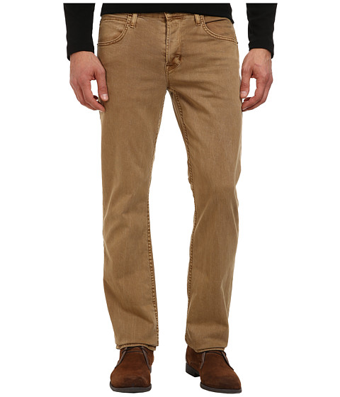 Hudson - Byron Straight in Raw Umber (Raw Umber) Men's Jeans