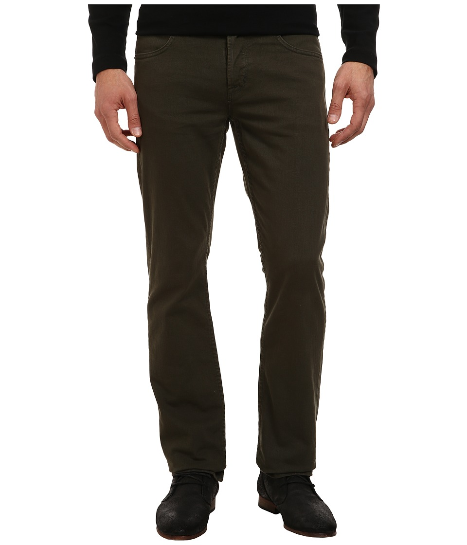 Hudson - Byron Straight in Hemlock Green (Hemlock Green) Men's Jeans