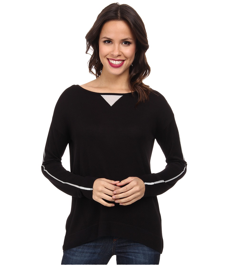 NYDJ - Athletic Sweater (Black) Women's Sweater