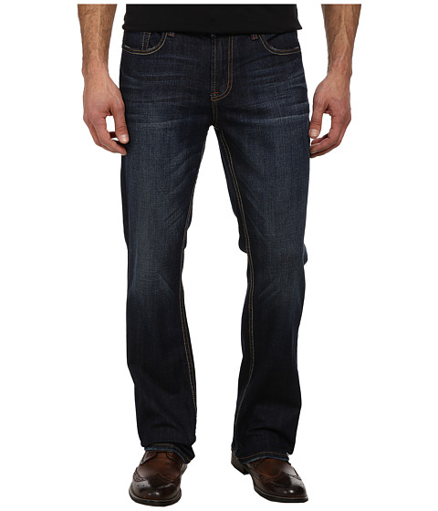Seven7 Jeans - Basic Slim Boot Jean in Holis Blue (Holis Blue) Men's Jeans