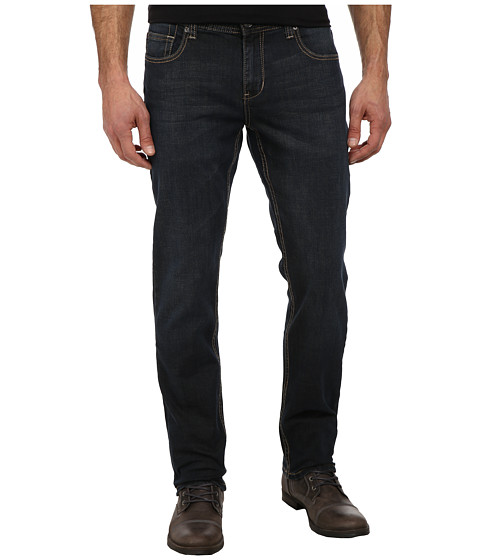 Seven7 Jeans - Basic Skinny Jean in Pitch Blue (Pitch Blue) Men