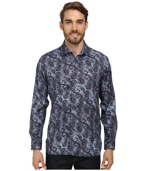 Robert Graham - Lifeguard Tailored Fit Long Sleeve Woven Sport Shirt (Multi) Men