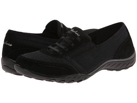 SKECHERS - Relaxed Fit - Old Money (Black) Women's Shoes