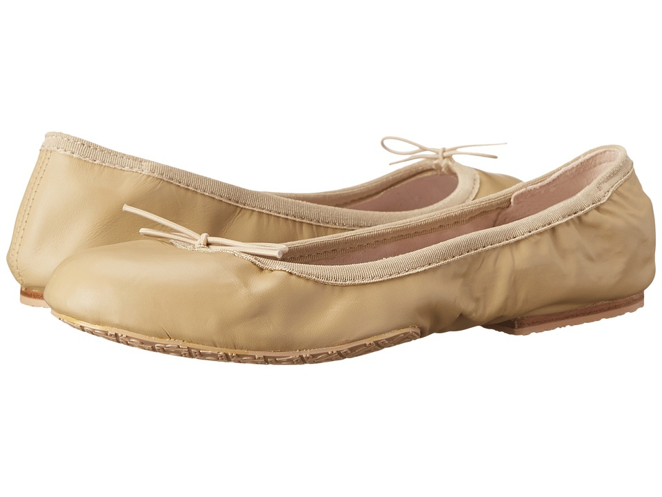 Bloch - Roll-Up (Cappuccino) Women's Flat Shoes