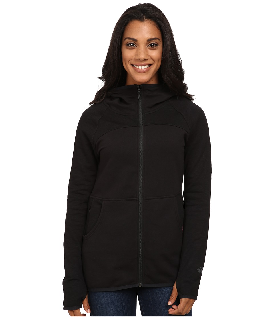The North Face - Harmony Park Pullover (TNF Black) Women's Long Sleeve Pullover