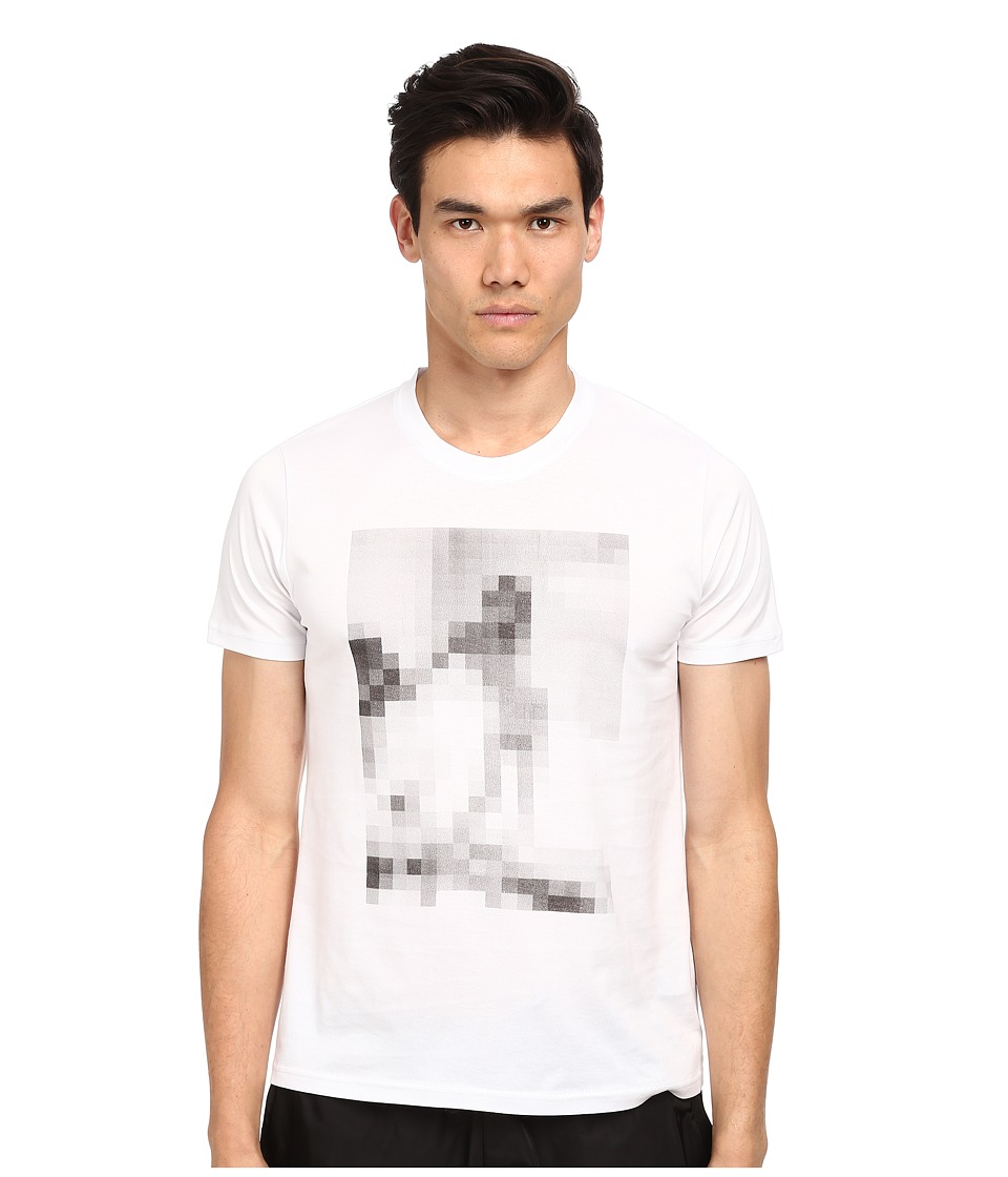 PRIVATE STOCK - The Heathcote Tee (White) Men