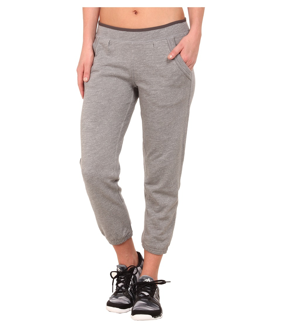 The North Face - Colette Capri (Heather Grey) Women's Casual Pants