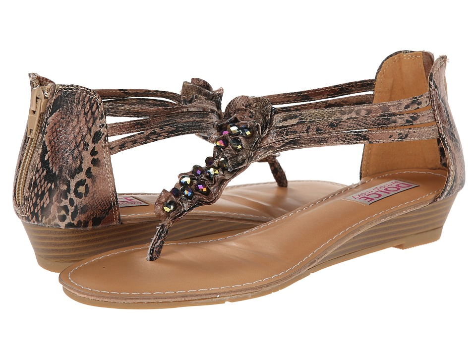 DOLCE by Mojo Moxy - Fever (Tan) Women