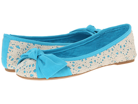 DOLCE by Mojo Moxy - Blossom (Aqua) Women's Slip on Shoes