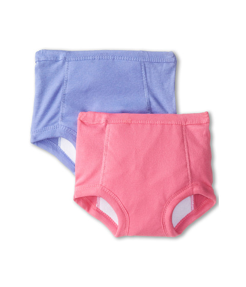Jockey Kids - Peva Lined Training Pants 2-Pack (Toddler) (Pink) Girl