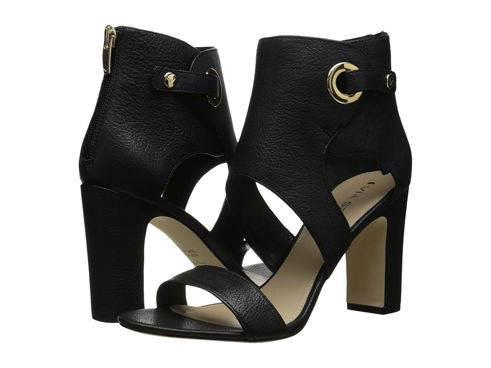 Via Spiga Adra (Black Safari Calf) High Heels