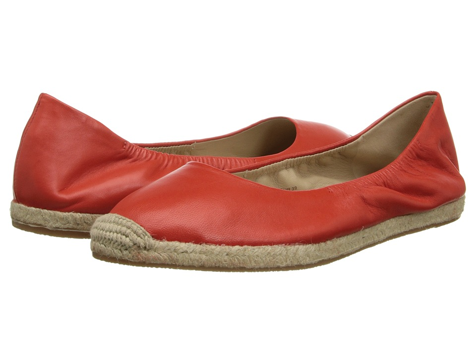Via Spiga - Arnelia (Clementine Nappa) Women's Flat Shoes