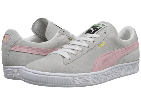 PUMA - Suede Classic (Grey Violet) Women's Shoes