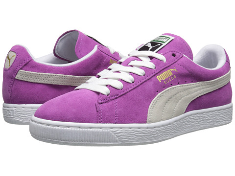 PUMA - Suede Classic (Vivid Viola) Women's Shoes