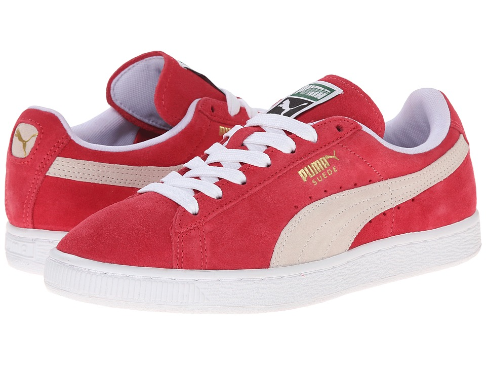 PUMA - Suede Classic (Geranium) Women's Shoes
