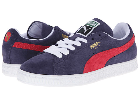 PUMA - Suede Classic (Crown Blue) Women's Shoes