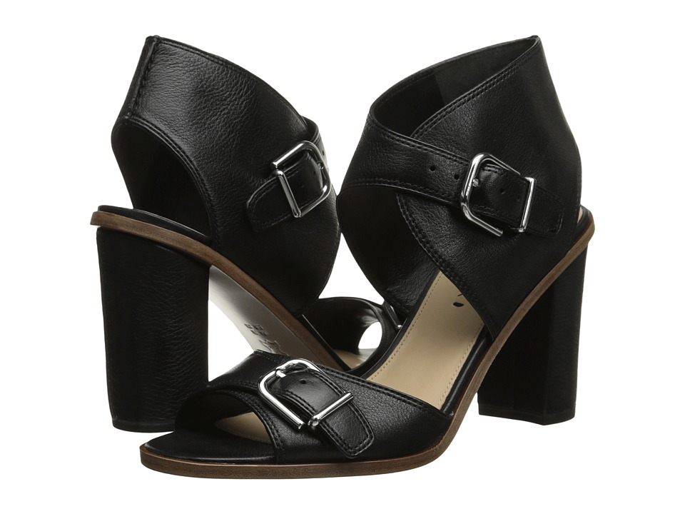 Via Spiga Barina (Black River Tumbled Calf) Women