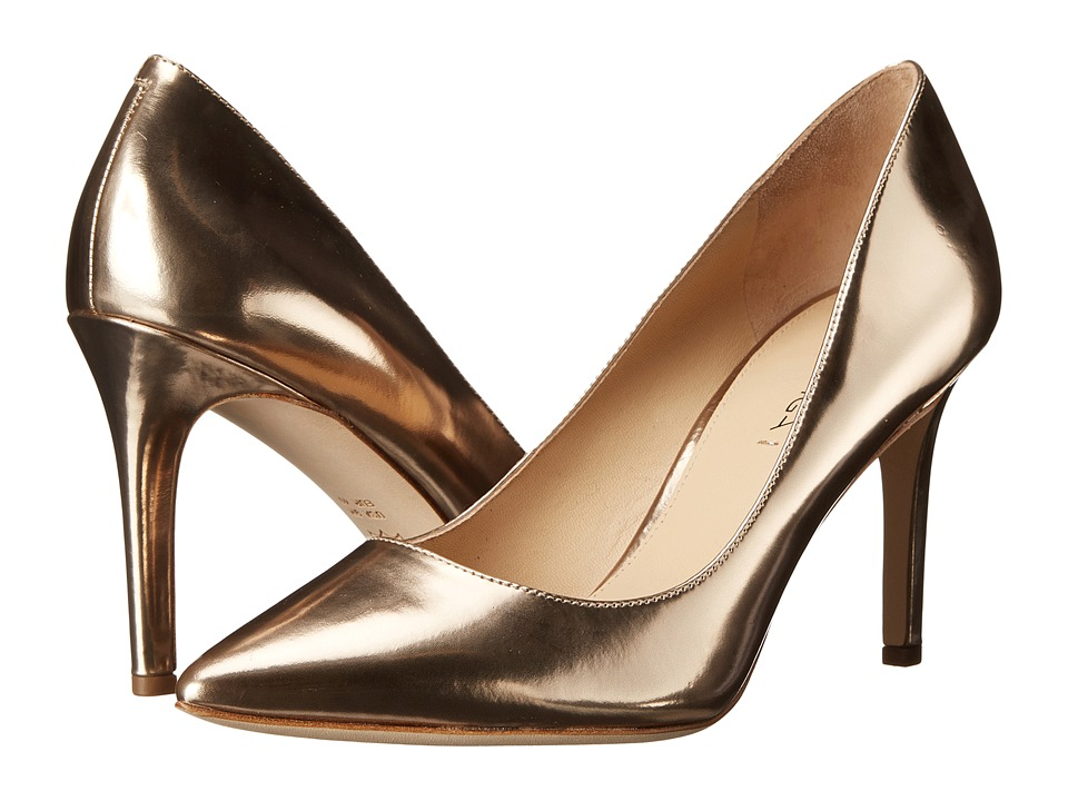 Via Spiga - Carola (Blush Gold Specchio) High Heels