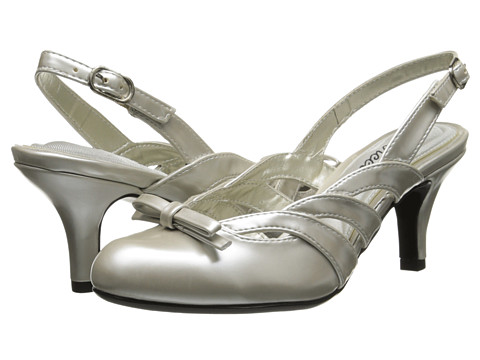 Easy Street - Augustine (Champagne Patent) Women
