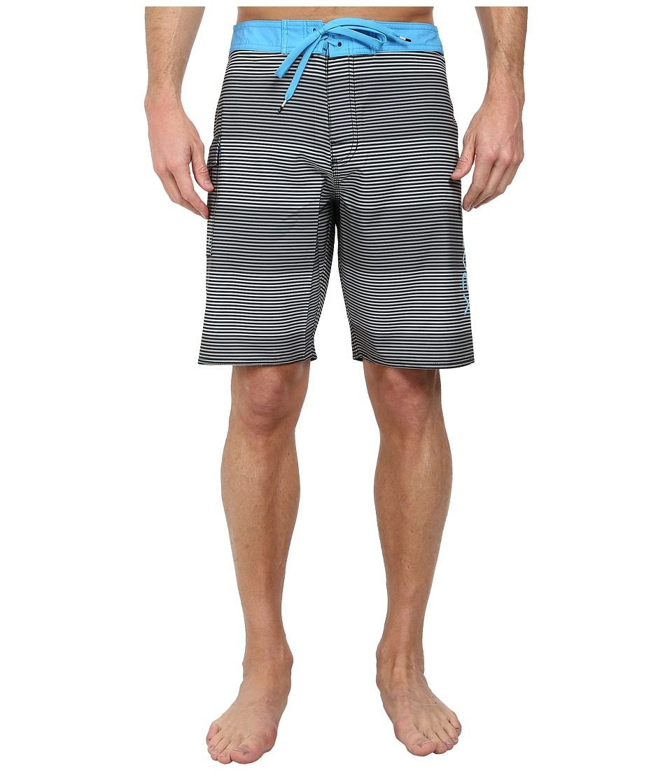 RVCA - Civil 20 Trunk (Bright Blue) Men's Swimwear
