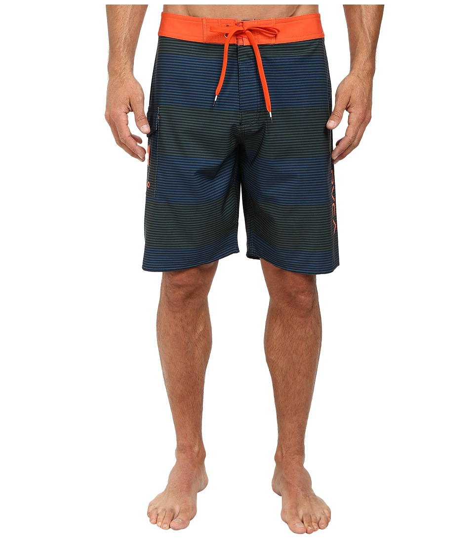 RVCA - Civil 20 Trunk (Melon) Men's Swimwear