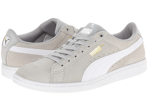 PUMA - Vikky (Grey Violet/White) Women's Shoes