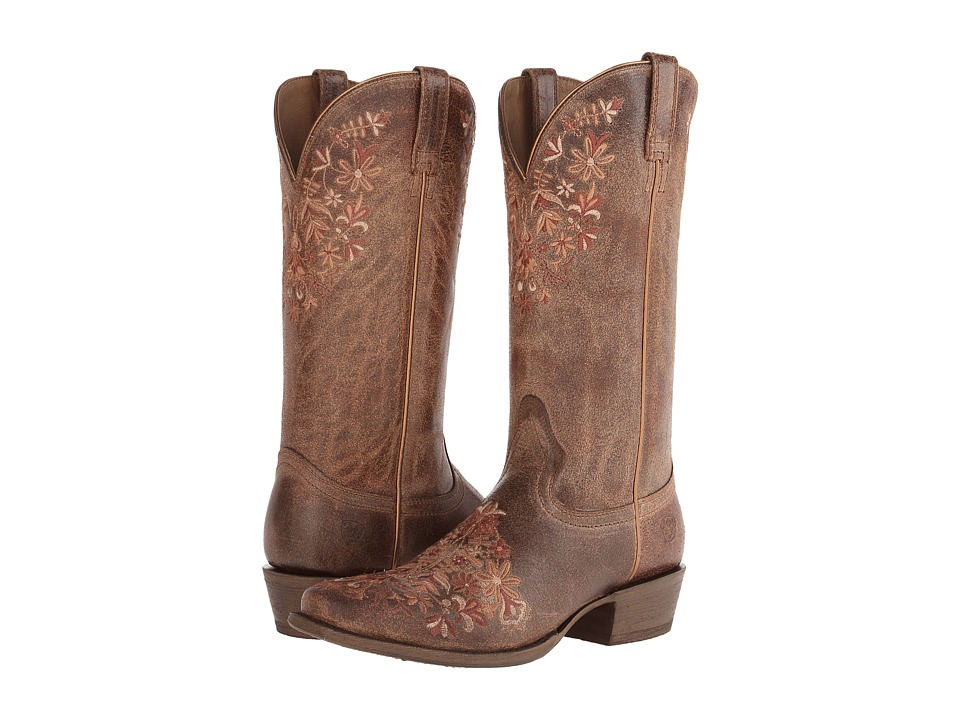 Ariat - Ardent (Terra Brown) Cowboy Boots