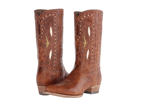 Ariat - Starling (Gingersnap) Cowboy Boots