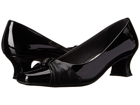 Easy Street - Waive (Black Patent/Black) Women