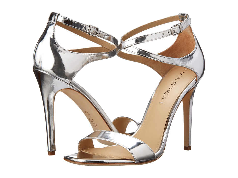 Via Spiga - Tiara (Silver Specchio) High Heels