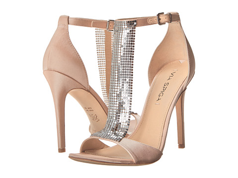 Via Spiga - Timone (Champagne Satin) Women