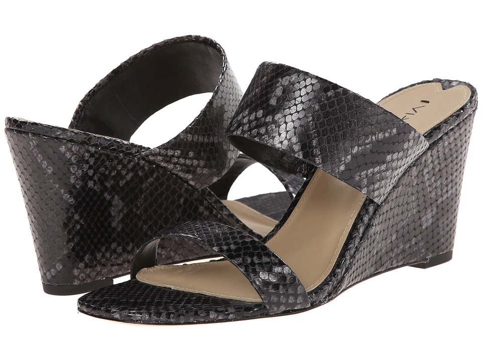 Via Spiga - Wallia 2 (Black Printed Snake) Women