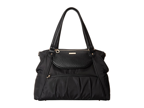 Skip Hop - Studio Select day-to-night Diaper Satchel (Black) Diaper Bags