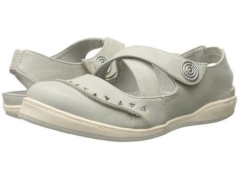Easy Street - Vienna (Light Grey) Women's Shoes