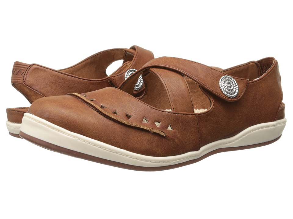 Easy Street - Vienna (Tan) Women's Shoes