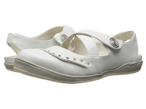 Easy Street - Vienna (White) Women's Shoes