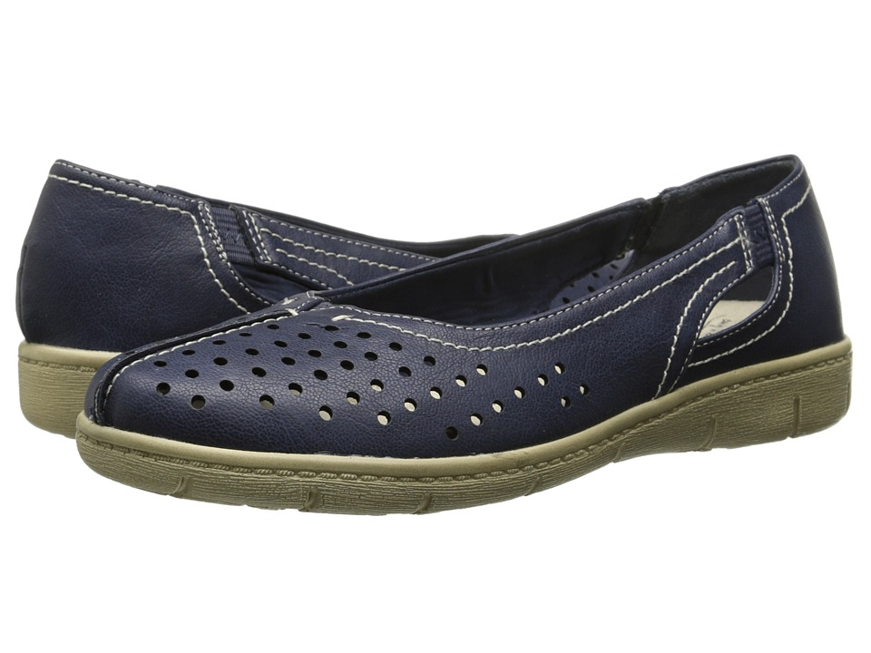 Easy Street - Tobago (Navy) Women's Shoes