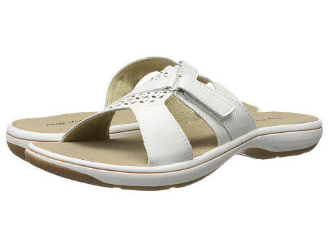 Easy Street - St. Lucie (White) Women's Shoes