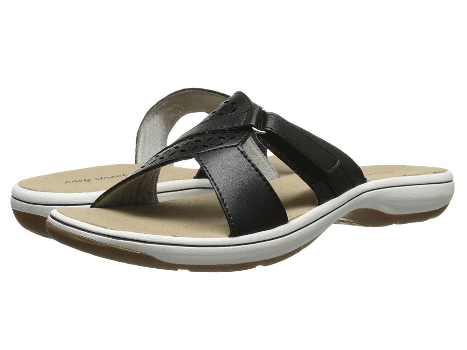 Easy Street - St. Lucie (Black) Women's Shoes