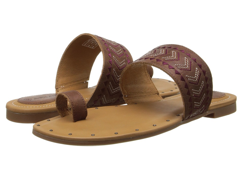 Ariat - Copper Creek (Aged Amber) Women's Sandals